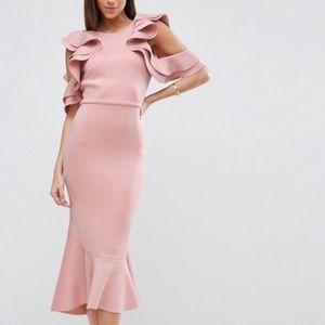 STUNNING High Low ASOS dress